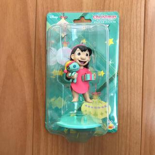 ディズニー(Disney)のディズニー リロ クリスマスオーナメント ファミマくじ(キャラクターグッズ)