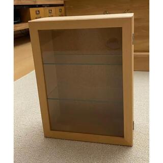 キャトルセゾン(quatre saisons)のキャトルセゾン ガラス棚のミニBOX(小物入れ)