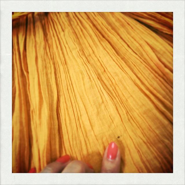 古着 インド綿ワンピ レディースのワンピース(ひざ丈ワンピース)の商品写真