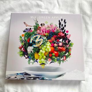 ユニバーサルエンターテインメント(UNIVERSAL ENTERTAINMENT)のMrs. GREEN APPLE 5 CD(ポップス/ロック(邦楽))