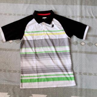 プリンス(Prince)のPrinceテニスウェア ポロシャツ Sサイズ(ウェア)