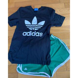 adidas - アディダス Tシャツ ショーパン