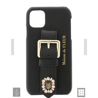 メゾンドフルール(Maison de FLEUR)のメゾンドフルール iPhone11ケース(iPhoneケース)
