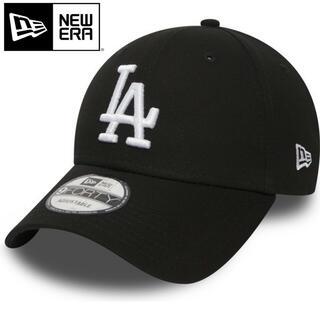 ニューエラー(NEW ERA)のニューエラ キャップ LA ドジャース 黒 ブラック Black(キャップ)