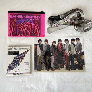 キスマイフットツー(Kis-My-Ft2)のKis-My-Ft2 Kis-My-Journey Blu-ray 通常盤(アイドルグッズ)
