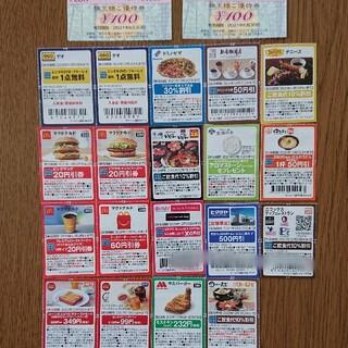 JAFクーポン + イオン優待券200円分