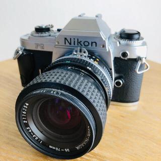 Nikon - 最終価格 Nikon FG シルバー本体、レンズ、ジャンク品