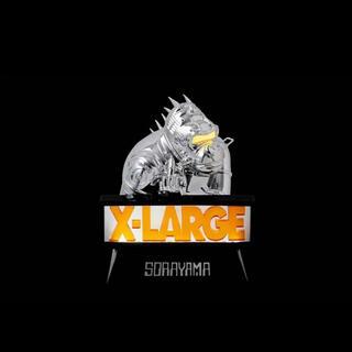 エクストララージ(XLARGE)の空山 基 X-LARGE ROBOT GORILLA(その他)