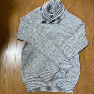 エイチアンドエム(H&M)の H & M  グレーニット メンズXL(ニット/セーター)