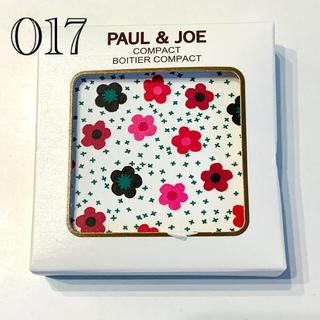 ポールアンドジョー(PAUL & JOE)の★限定品★ポール&ジョー コンパクト 017(チーク)