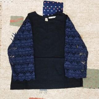 プープレ(peu pres)のアトリエドゥサボン プープレ カットソー(Tシャツ(長袖/七分))