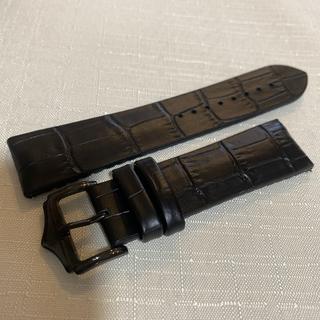 TAG Heuer - クロコラバー レザー ベルト 22mm 防水 透湿