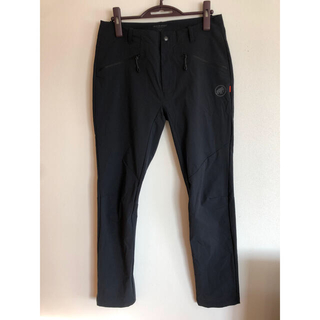 マムート(Mammut)のマムート トレッカーズパンツ Trekkers 2.0 Pants (登山用品)