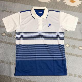 プリンス(Prince)のPrinceテニスウェアポロシャツMサイズ(ウェア)