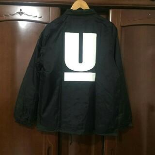 アンダーカバー(UNDERCOVER)のUNDERCOVER  コーチジャケット Lサイズ(ナイロンジャケット)