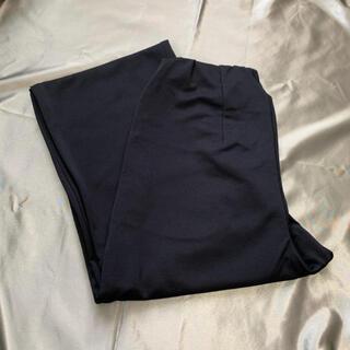 シャルレ(シャルレ)のシャルレ EK031(ボドムパンツ) ブラック (M)(カジュアルパンツ)