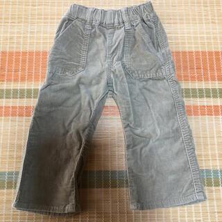 ムジルシリョウヒン(MUJI (無印良品))のコーデュロイパンツ 80cm(パンツ)