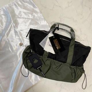 モンクレール(MONCLER)の正規保証 新品 19-20AW モンクレール クレイググリーン トートバッグ(トートバッグ)