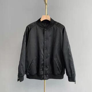 フェンディ(FENDI)の【FENDI】ブラック  ジャケット メンズ(テーラードジャケット)