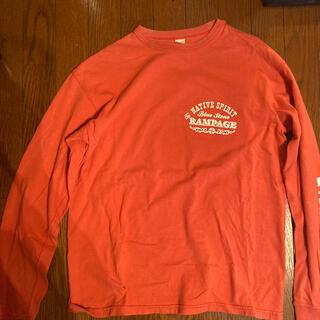 フラットヘッド(THE FLAT HEAD)のフラッドヘッド ロングTシャツ サイズ42(Tシャツ/カットソー(七分/長袖))