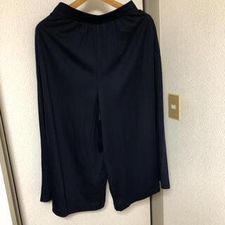 ナチュラルビューティーベーシック(NATURAL BEAUTY BASIC)のナチュラルビューティー スカート オフィスカジュアル ガウチョパンツ(カジュアルパンツ)