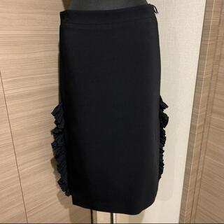 N°21 - ヌメロ ヴェントゥーノ ペンシル スカート 38