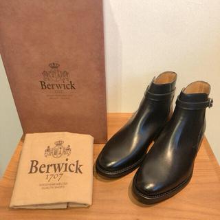 ユナイテッドアローズ(UNITED ARROWS)の【未使用品】Berwick ショートブーツ 23〜23.5cm相当(ブーツ)
