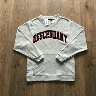 W)taps - Descendant ROO FLEECE CREW NECK SWEATSH