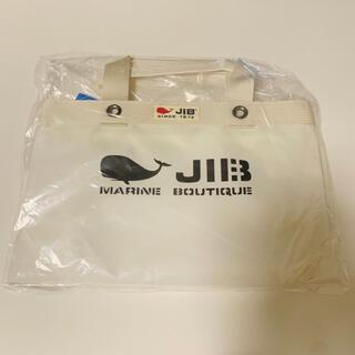 familiar - 【芦屋限定 完売品】未使用 ファミリアJIBコラボトートバッグ(ホワイト)