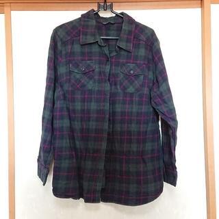 大きいサイズ 長袖シャツ(4L)