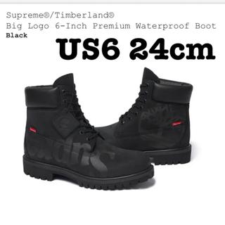 シュプリーム(Supreme)のSupreme®/Timberland®Big Logo 6-Inch Boot(ブーツ)