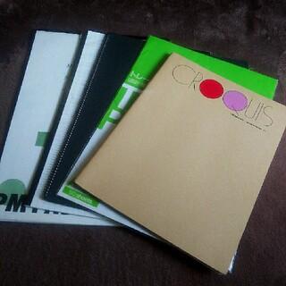 マルマン(Maruman)のPM PAD クロッキーブック スケッチブック 5点 まとめ売り(スケッチブック/用紙)