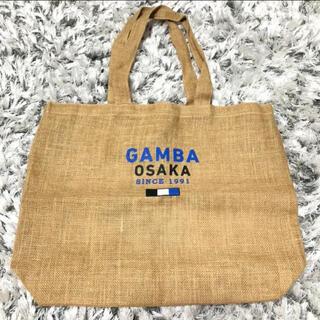 アンブロ(UMBRO)のガンバ大阪 麻生地の手さげバッグ(トートバッグ)