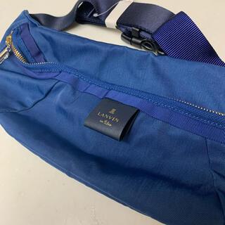 ランバンオンブルー(LANVIN en Bleu)のランバン オン ブルー  ボディバック ウエストポーチ(ボディバッグ/ウエストポーチ)