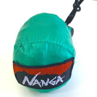 ナンガ(NANGA)のNANGA ナンガ エコバック グリーン(エコバッグ)