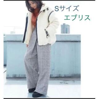 エヴリス(EVRIS)の新品タグ付き☆定価8990円 EVRIS アシンメトリーデザインパンツ(その他)