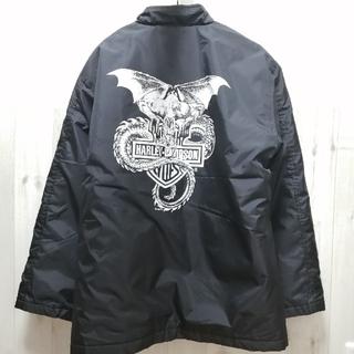 ハーレーダビッドソン(Harley Davidson)のHARLEY DAVIDSON ハーレーダビッドソン ナイロンジャケット(ナイロンジャケット)
