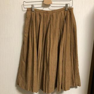 フリークスストア(FREAK'S STORE)のスカート(ひざ丈スカート)