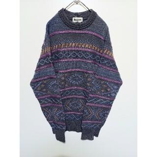 アートヴィンテージ(ART VINTAGE)のアメリカ製 ジェンセン デザインセーター(ニット/セーター)