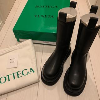 ボッテガヴェネタ(Bottega Veneta)の新品未使用 BOTTEGA VENETA BV ラグブーツ 37(ブーツ)