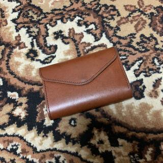 イルビゾンテ(IL BISONTE)のtideway 二つ折り財布(折り財布)