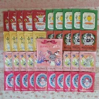 カレルチャペック紅茶店☆ありがとうございますセット〈41p〉(茶)