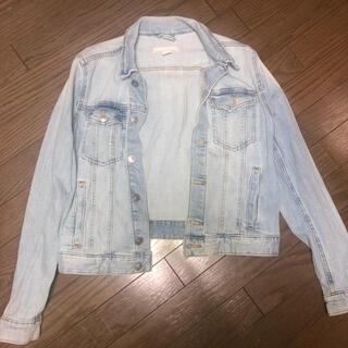 エイチアンドエム(H&M)のジーンズジャケット(Gジャン/デニムジャケット)