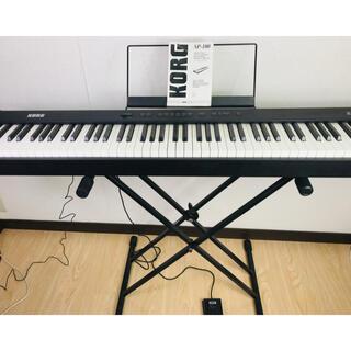 KORG - KORG SP-100 コルグ 88鍵盤 デジタルピアノ キーボード