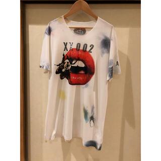 マックスシックス(max six)のmaxsix リップTシャツ(Tシャツ/カットソー(半袖/袖なし))