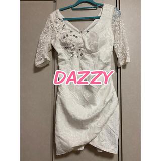 デイジーストア(dazzy store)のDAZZY キャバドレス ドレス(ミニワンピース)