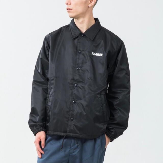 XLARGE(エクストララージ)のXLARGE EMBROIDERY COACHES JACKET メンズのジャケット/アウター(ナイロンジャケット)の商品写真