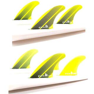 オニール(O'NEILL)のfcs2 Carver Neo Glass ・TryQuad Set5枚セット(サーフィン)