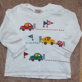 ミキハウス(mikihouse)の難あり★ミキハウスロンT 80(Tシャツ)
