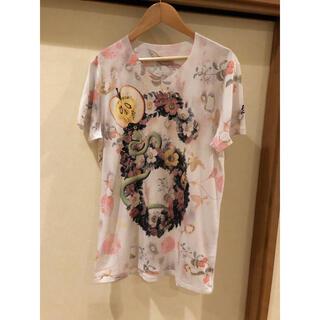 マックスシックス(max six)のmaxsix 6フラワーTシャツ(Tシャツ/カットソー(半袖/袖なし))